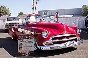 1951 Chevy Convertible