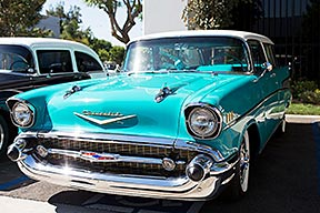 1957 Bel Air Station Wagon