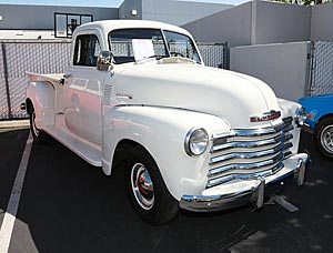 1951 Chevy 5 Window Pickup