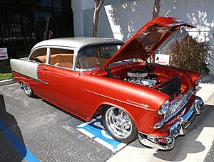 1955 Chevy 210 2-door