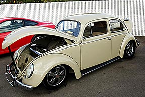 1954 Volkswagon Oval
