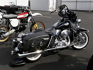 2007 Harley Road King Classic