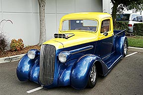 1937 Plymouth Truck