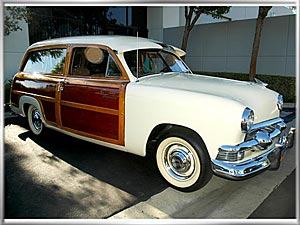 1951 Country Squire
