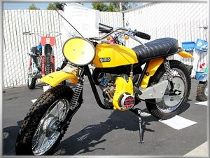 1972 Bird Engineering 125CC MiniCycle