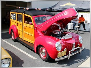1940 Ford Standard Wagon