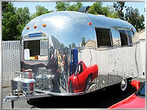 1967 Airstream Trailer