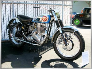 1962 BSA Gold Star