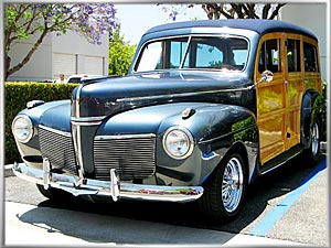 1941 Mercury Woody link