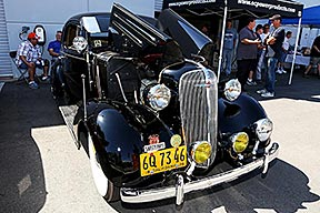 1936 Chevy Rumble