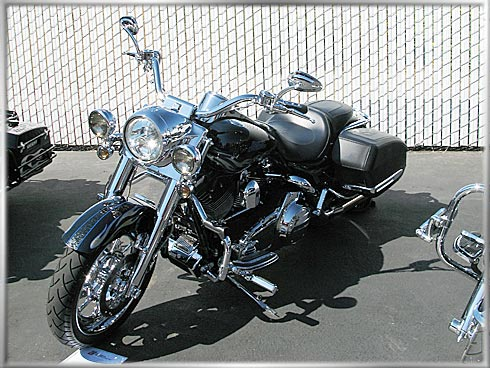 07 Harley Road King 0