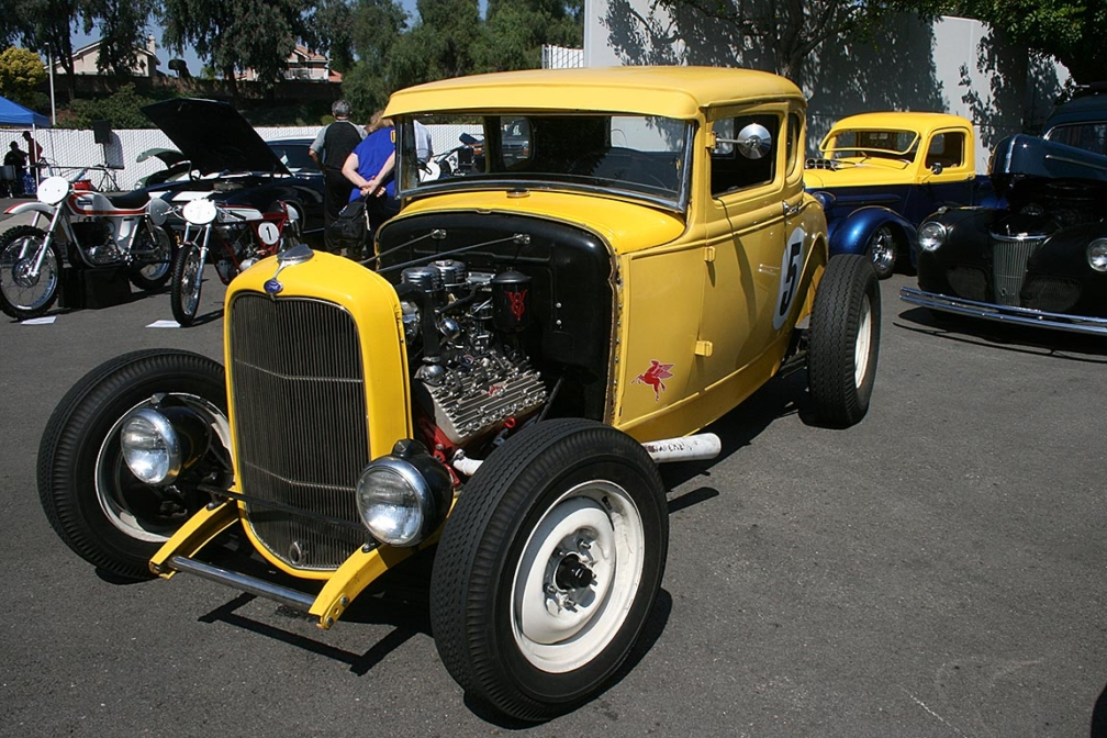 1931-Model-A-Ford-1