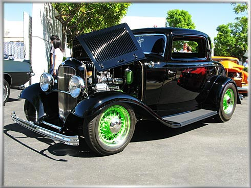 32 Ford 3window B