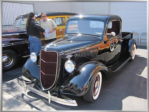 36 Ford Truck 0