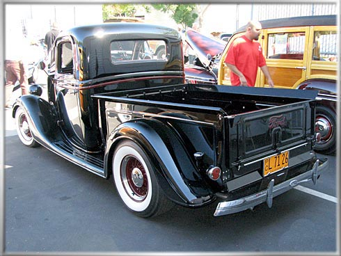 36 Ford Truck 4