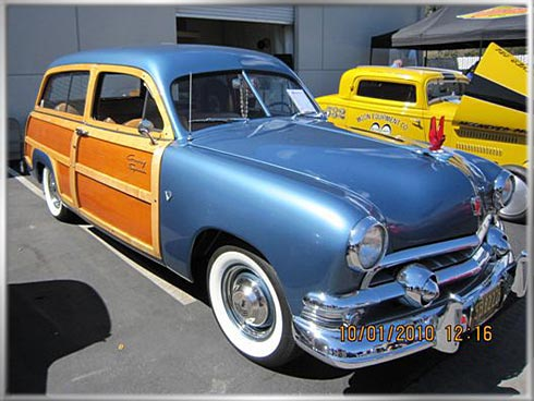 51 ford woody 0