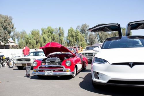 Clarion-Car-Show-Lot-5