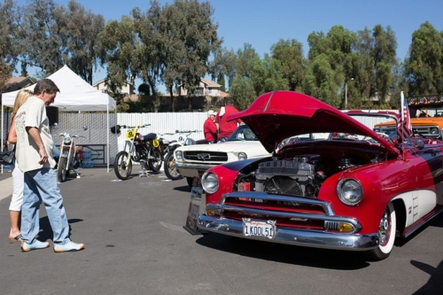 Clarion-Car-Show-Lot-6