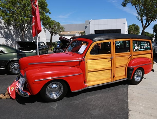 G14 48 Ford Woody