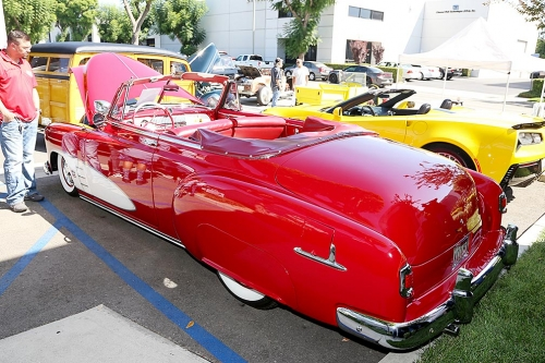 G19 51 Chevy Convertible
