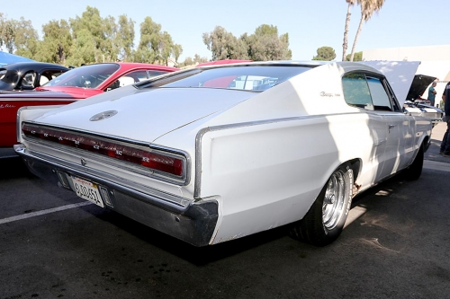 G19 66 Dodge Charger