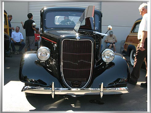 36 Ford Truck 1